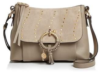 See by Chloe Joan Studded Leather Shoulder Bag