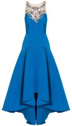 Embellished High-Low Gown $1,404 thestylecure.com