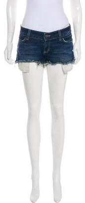 Siwy Mini Denim Shorts