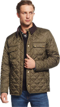 Barbour Tinford Quilted Jacket $179 thestylecure.com