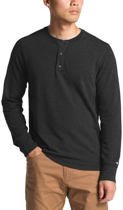 The North Face Terry Long-Sleeve Henley Shirt - Men's