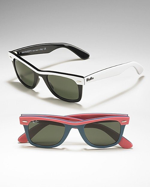 Ray-Ban Two Tone Wayfarer Sunglasses