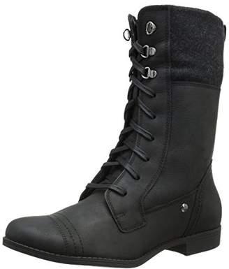 Hush Puppies Women's Fidda Maisie Combat Boot