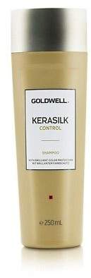 Goldwell NEW Kerasilk Control Shampoo (For Unmanageable, Unruly and Frizzy 250ml