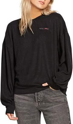 Volcom Fleece Pleaze Sweatshirt