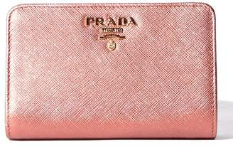 6d8f0a3b9a0a Prada (プラダ) - 【30%OFF】プラダ2つ折り財布/SAFFIANOMETAL