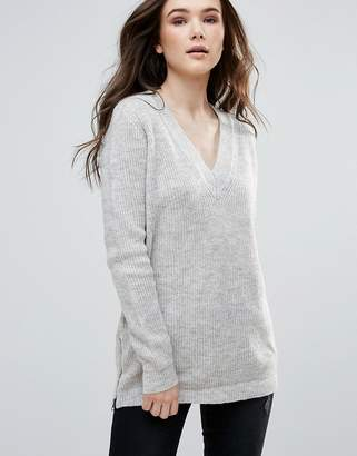 Vero Moda Sweater With V Neck