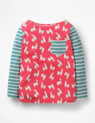 Boden Hotchpotch Pocket T-shirt