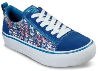 Skechers BOBS Marley Phantom Feline Platform Sneaker