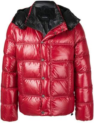 Duvetica short puffer jacket