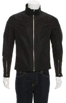 G Star Lightweight Cafe Racer Jacket