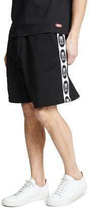 McQ Alexander McQueen Shrunken Low Crotch Shorts