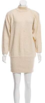 Hermes Wool Sweater Dress