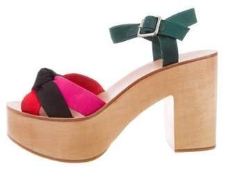 Loeffler Randall Elsa Platform Sandals w/ Tags