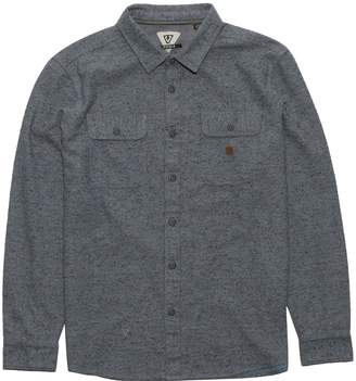 VISSLA Bayshore Flannel Shirt - Men's
