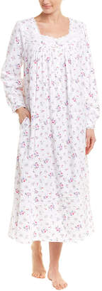 Eileen West Flannel Nightgown