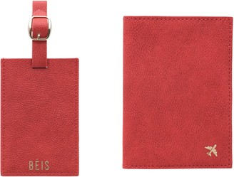 Beis Luggage Tag & Passport Holder