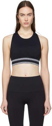 LNDR Black Shape Sports Bralette
