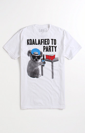 Riot Society Koalified To Party Tee