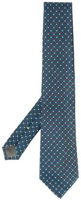 Canali geometric patterned tie
