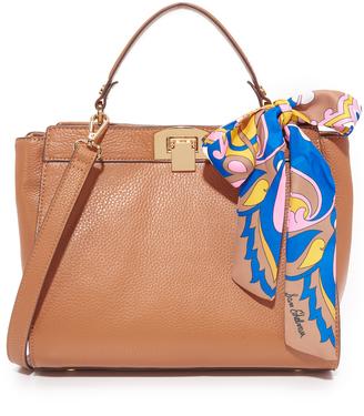 Sam Edelman Melanie Top Handle Bag $268 thestylecure.com