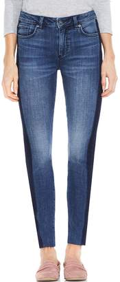 Vince Camuto Two-Tone Skinny Jeans