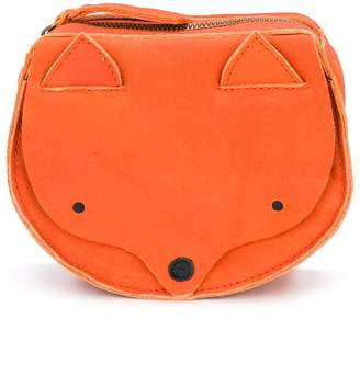 Donsje fox motif backpack