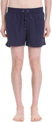 Fila Blue Nylon Swimsuit