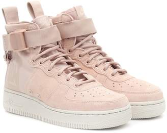 Nike SF Air Force 1 suede sneakers