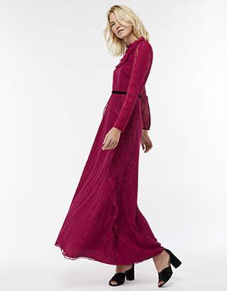 Mandy Lace Maxi Dress