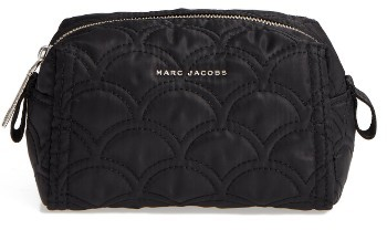 Marc Jacobs Marc Jacobs Large Quilted Cosmetics Bag
