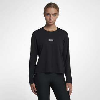 Hurley One And Only Box Perfect Women's Long Sleeve T-Shirt