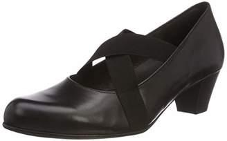 Gabor Shoes Women's Comfort Basic Court Shoe Closed-Toe Pumps