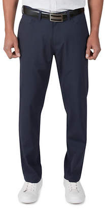 Haggar HERITAGE Five-Pocket Pinstripe Pants