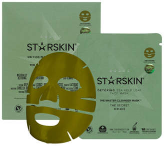 STARSKIN The Master Cleanser Detox Sea Kelp Leaf Face Mask