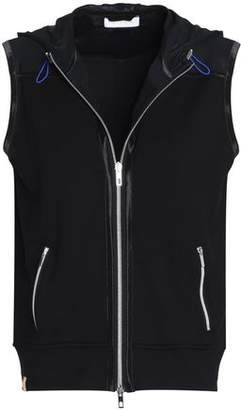 Monreal London French Terry Hooded Vest