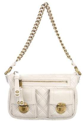 Marc Jacobs Quilted Blake Hobo