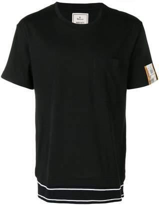 Puma Maison Yasuhiro longline crewneck T-shirt