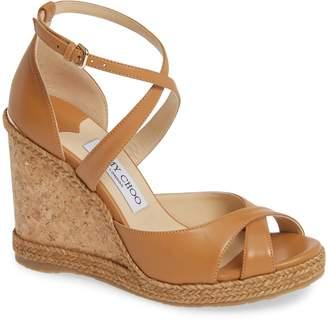 b101eec2ab2c Jimmy Choo Brown Women s Sandals - ShopStyle