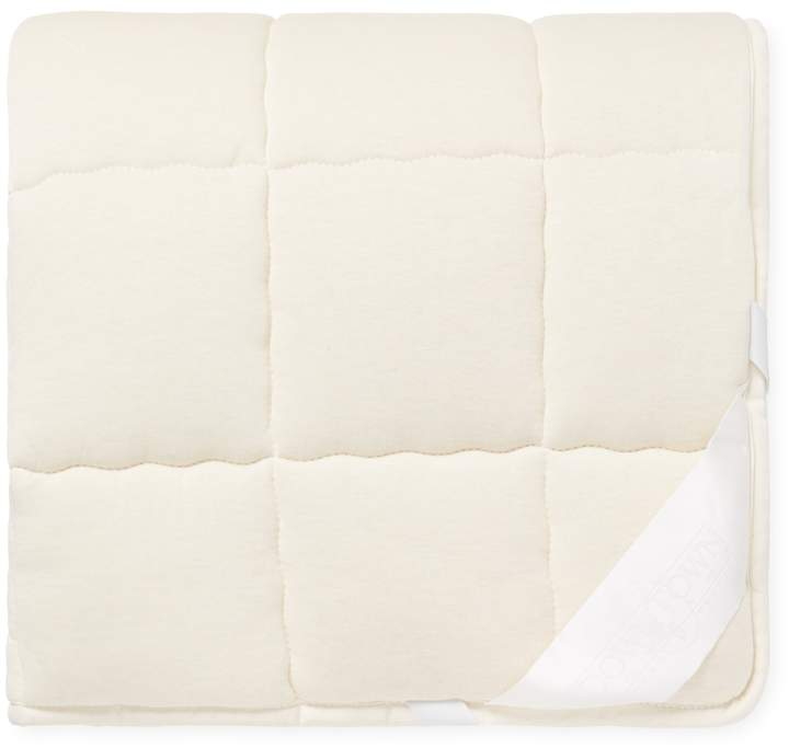 Down Town Company Luxury Wool Filled Mattress Pad