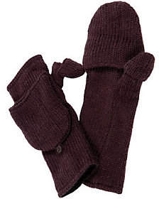 Nirvanna Designs Solid Handwarmers with Flap and Fleece
