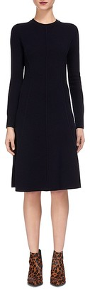 Whistles Seymour Wool Sweater Dress $270 thestylecure.com