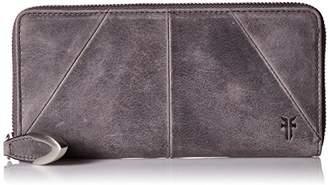 Frye Women's Jacqui Zip Around Leather Wallet