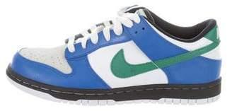 Nike Dunk Low-Top Sneakers
