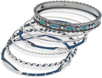 4ba5604b95742 GUESS Silver Bracelets - ShopStyle