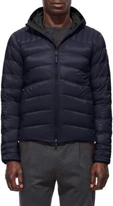 Canada Goose Brookvale Slim Fit Hooded Down Jacket