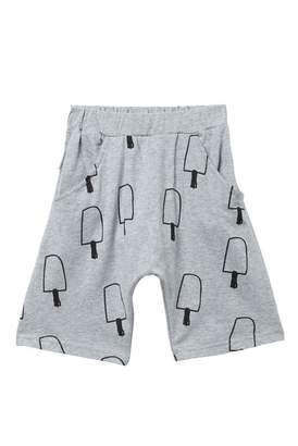 TINY TRIBE Ice Cream Relaxed Short (Toddler & Little Boys)