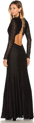 ale by alessandra x REVOLVE Neves Dress in Black $228 thestylecure.com
