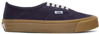 Vans Blue Suede OG 43 LX Sneakers