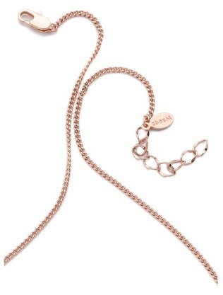 Shashi Theodora Necklace
